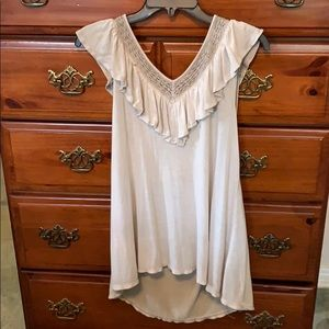 Faded glory sweetheart shirt